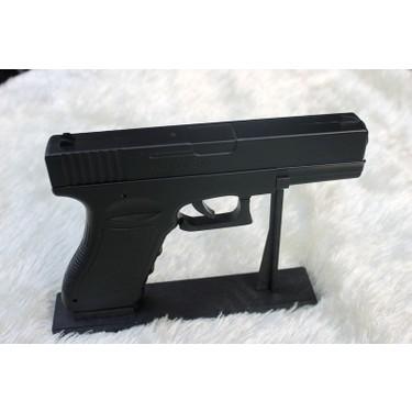 glock 18 pistol cakmak silah seklinde model cakmak