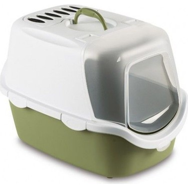 Stefanplast Kapaklı Karbon Filtreli Kapali Kedi Tuvaleti 40 Fiyatı