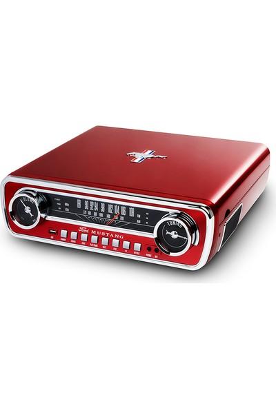 Ion Mustang Lp 4-İn-1 Pikap Kırmızı