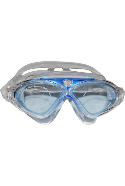 Delta 8170 Yetişkin Silikon Havuz Deniz Yüzücü Gözlüğü Lüks Kutu
