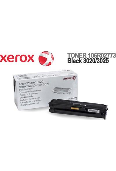 Xerox Phaser 106R02773 1500 Sayfa Siyah Toner