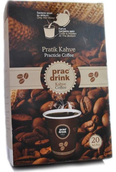 Prac drink Kahve 20Li Paket