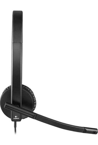 Logıtech H570E Stereo Headset 981-000575