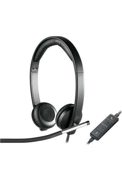 Logıtech H650E Stereo Headset 981-000519
