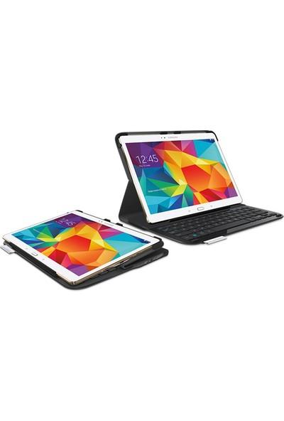 Logitech Samsung Galaxy Type-S (T800) 10.5 İçin Klavyeli Kılıf (TR) 920-006413
