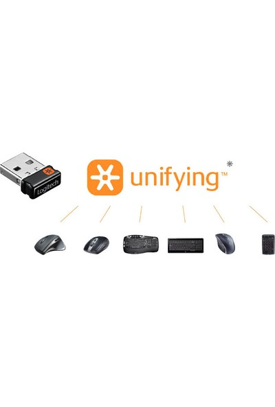 Logitech USB Unifying Alıcı