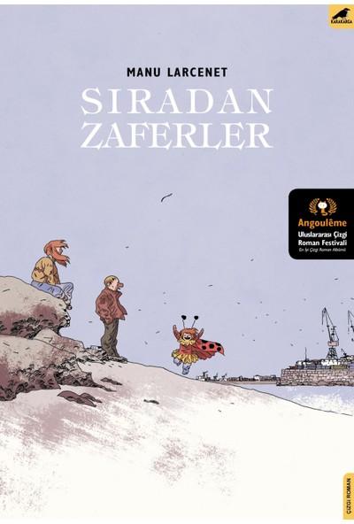 Sıradan Zaferler - Manu Larcenet
