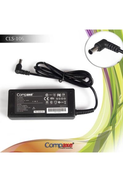 Compaxe Sony Notebook Adaptör 16V 4A 6.0*4.5 Compaxe Cls-106