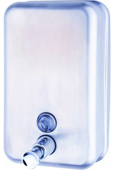 Bauboss Dikey Sıvı Sabunluk 1100 Ml. 304 Kalite Paslanmaz Çelik