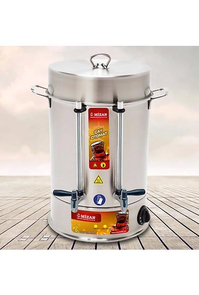 Mizan 60 Bardak Plastik Musluk Çay Makinesi