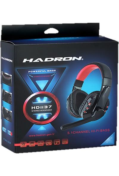 Hadron Hd-1137 Game Oyuncu Mikrofonlu Kulaklık Kaliteli