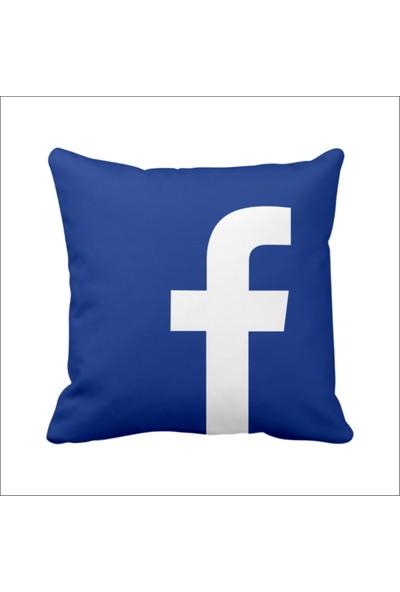 Asr Facebook Sosyal Medya Saten Yastık