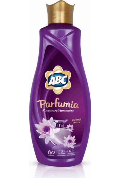 ABC Parfumia Konsantre Yumuşatıcı Gizemli Lotus 1440 ml