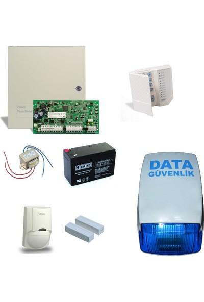 DSC Alarm Sistemi Set - Data Güvenlik