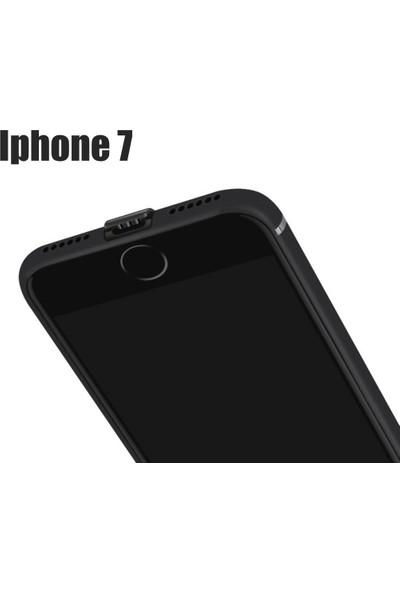 Kkd Apple iPhone 7 Pulus Kılıf Silikon Ultra İnce 360 Tam Koruma