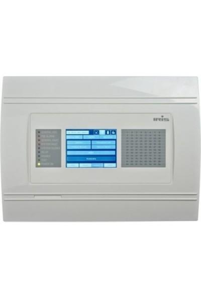 Teletek IRIS 1-LOOP Adreslenebilir Yangın Alarm Paneli