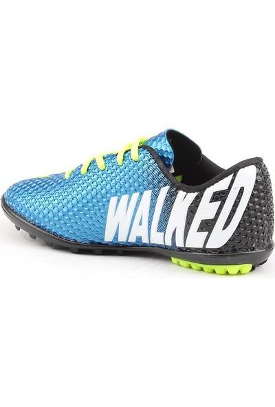 Walked 401 Halısaha Krampon Çim Çocuk Futbol Spor Ayakkabı