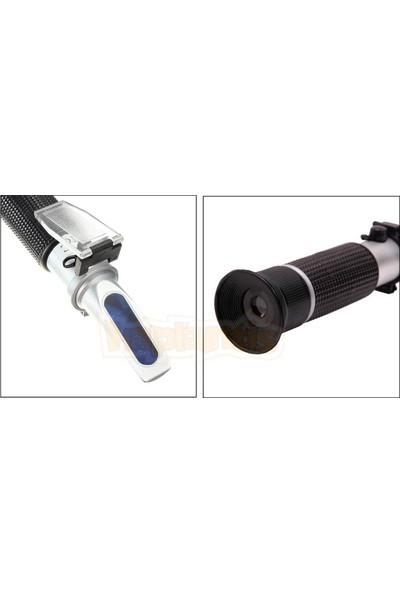 Atc 0-10 Tuzluluk Yoğunluk Ölçer Refraktometre