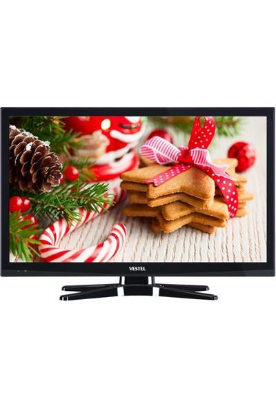 """Vestel 22FA5100 22"""" 55 Ekran Uydu Alıcılı Full HD LED TV"""