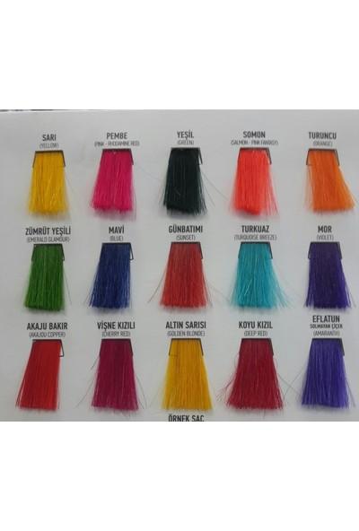 Jeans Color Renkli Saç Boyası Mint Yeşili 250 Ml