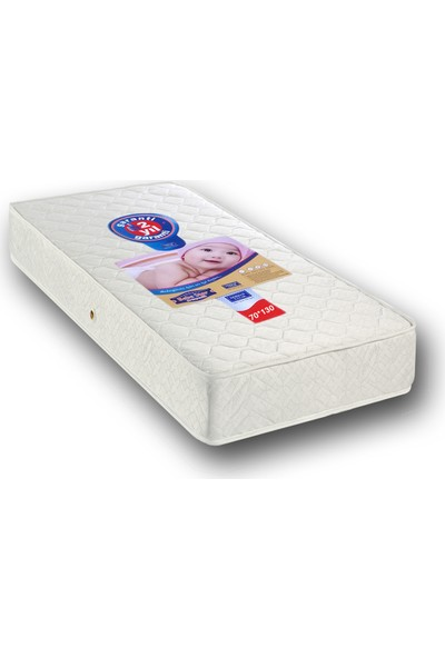 Mobpazar Bebek Yatağı 70X130 Cm Ortopedik Bebek Yatakları