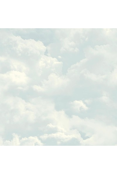 İthal Mavi Gökyüzü Duvar Kağıdı