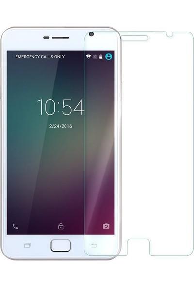 Microcase Lenovo P1 Pro Tempered Glas Cam Ekran Koruma
