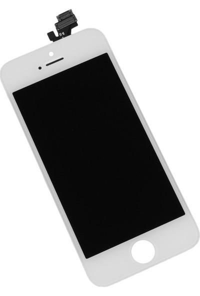 Daıco Apple iPhone 5 LCD Ekran + Dokunmatik (Beyaz)