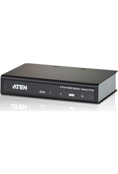 Aten Vs182A-A7-G 2Port Hdmı (Giriş) 1Port Hdmı (Çıkış) Switch
