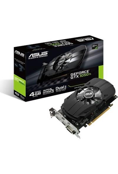 ASUS Phoenix PH-GTX1050TI-4G 4GB 128Bit GDDR5 (DX12) Ekran Kartı