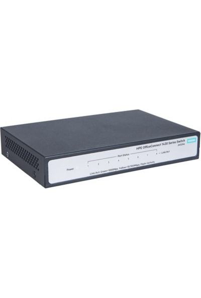 Hpe 8Port 1420 8G Jh329A Gigabit Yönetilemez Switch Desktop