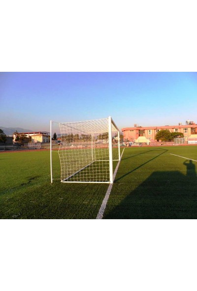 Futbol Kale Filesi 4 mm Kord İpi 7,32*2,44*2,0 m