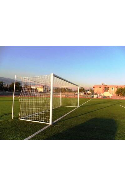 Futbol Kale Filesi 3 mm Kord İpi 7,32*2,44*2,0 m