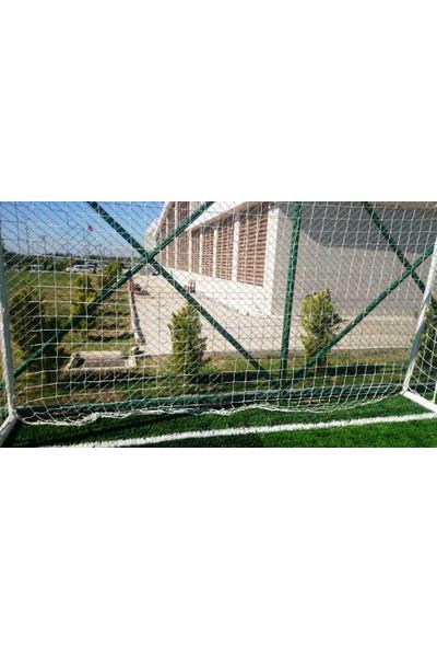 Futbol Kale Filesi 3 mm Kord İpi 3,20*2,20*0,8 m