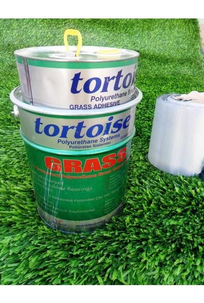 Tortoise Suni Çim Halı Yapıştırıcısı 24 Kg