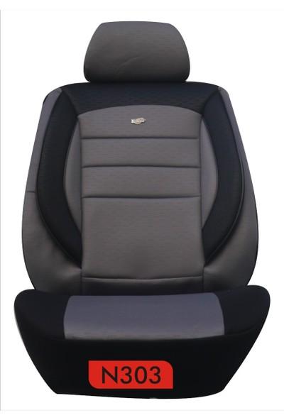 K-Design Oto Koltuk Kılıfı Gofraj Serisi - N303