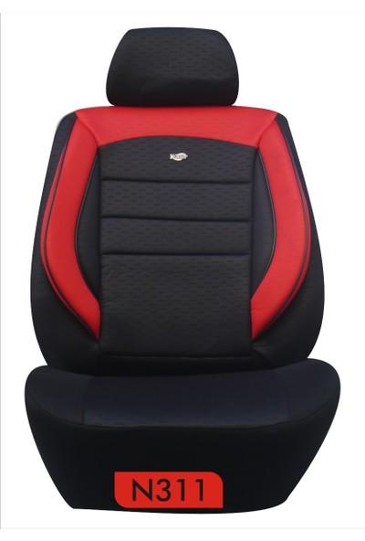 K-Design Oto Koltuk Kılıfı Gofraj Serisi - N311
