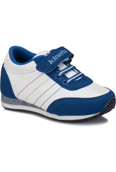 Kinetix Nela Beyaz Saks Erkek Çocuk Sneaker