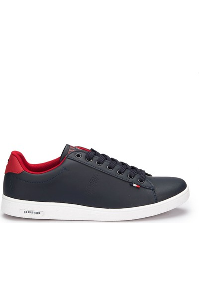 U.S. Polo Assn. Franco Lacivert Erkek Sneaker