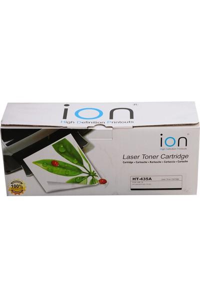 Hp CB435A Laserjet siyah Ion Toner