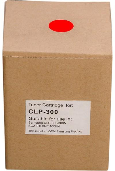 Samsung CLP-M300A Kırmızı Ion toner