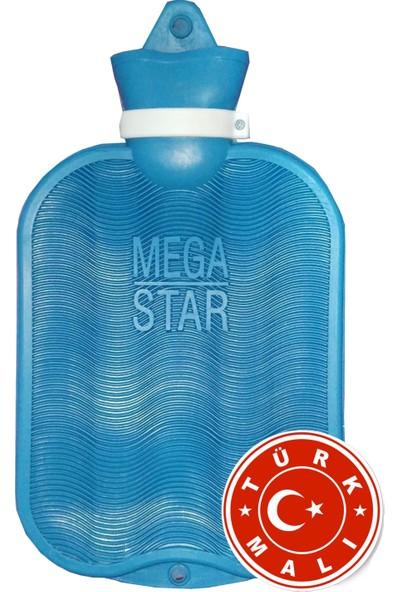 Mega Star Champion Kauçuk Malzemeden Üretilmiş Sıcak Su Torbası