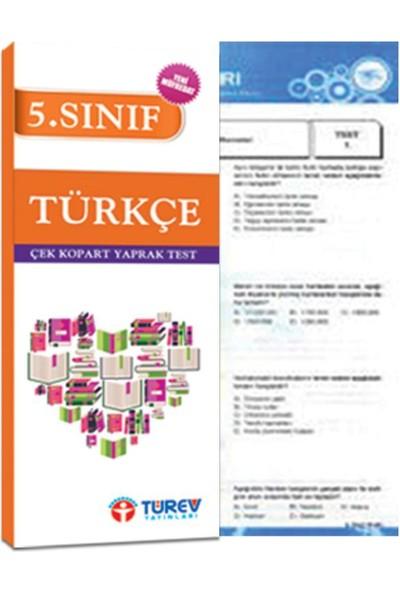 Açı Yayınları 5.Sınıf Din Kültürü Çek Kopart