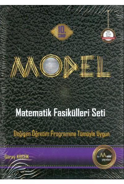 Gür Yayınları Model 10 Sınıf Matematik Fasikülleri Seti - Güray Küçük