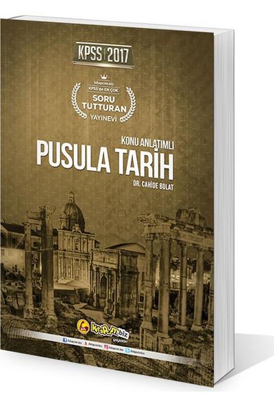Kitapcim.Biz Yayınları 2017 Kpss Pusula Tarih Konu Anlatımlı
