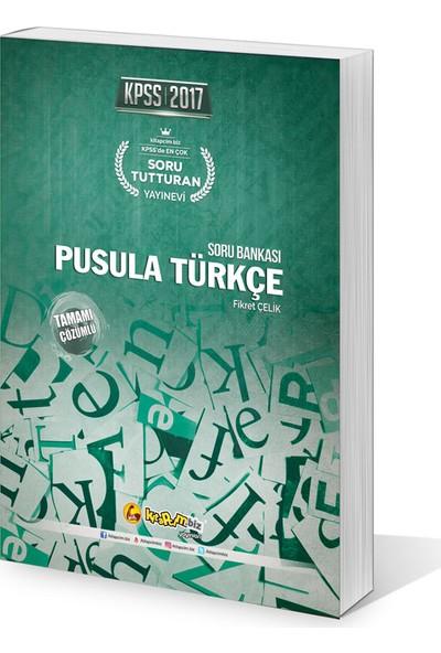 Kitapcim.Biz Yayınları 2017 Kpss Pusula Türkçe Soru Bankası