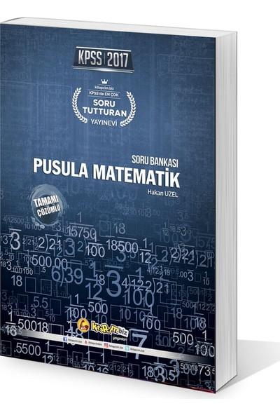 Kitapcim.Biz Yayınları 2017 Kpss Pusula Matematik Soru Bankası