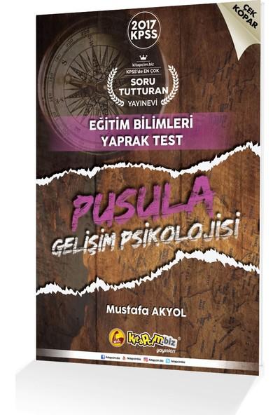 Kitapcim.Biz Yayınları 2017 Kpss Pusula Gelişim Psikolojisi Çek Kopar Yaprak Test