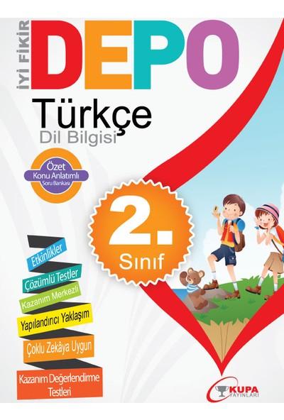 Kupa Yayınları Depo 2. Sınıf Türkçe Dil Bilgisi Soru Bankası