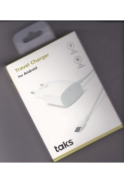 Taks Seyahat Şarj Cihazı Micro Usb